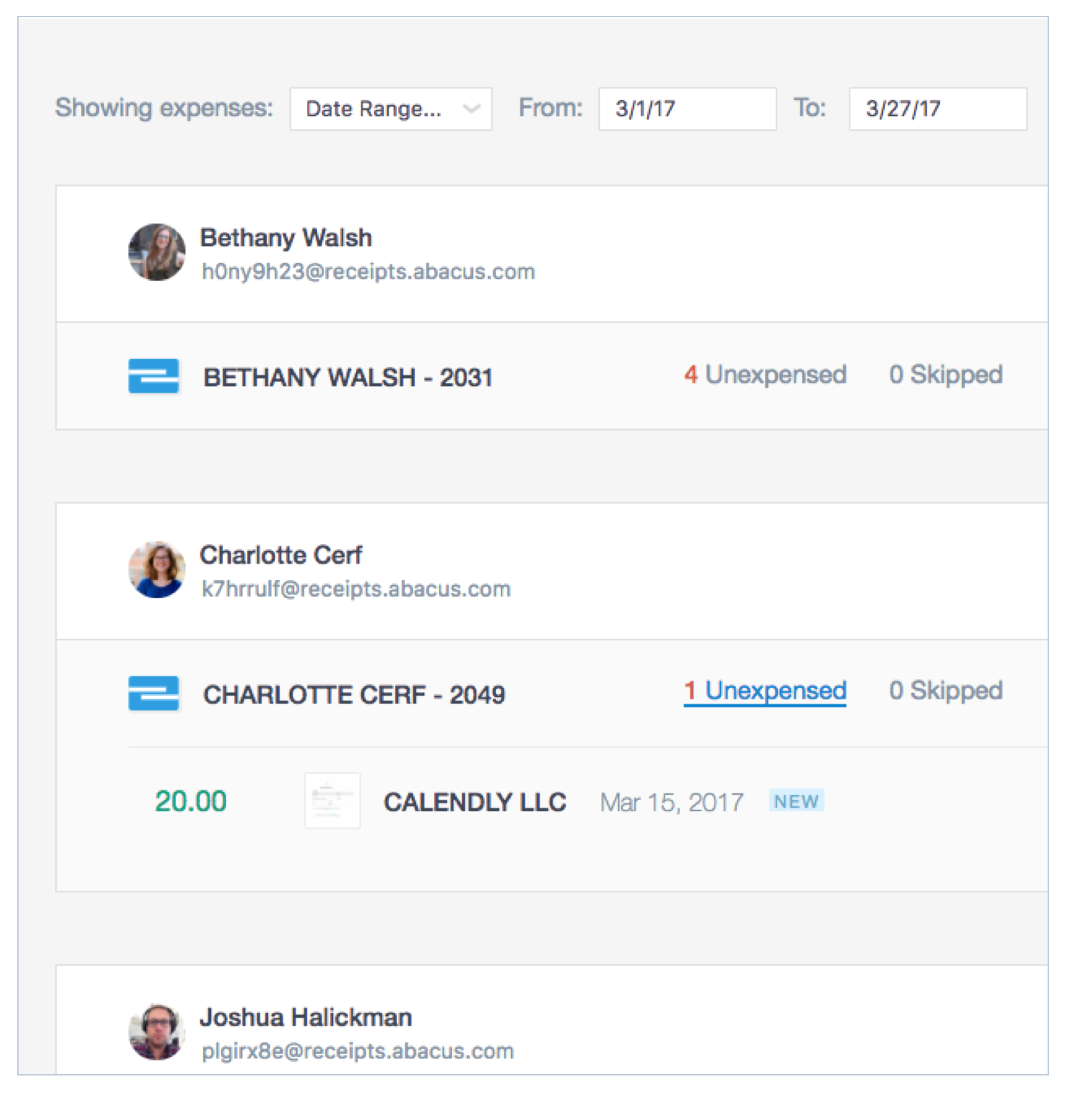 sage expense reporting software